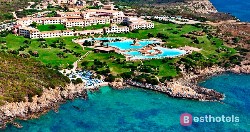 place by the sea in Sardinia - Colonna Resort