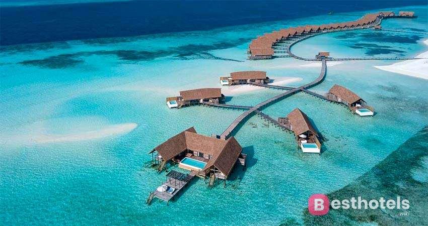 COMO Cocoa Island - одно из элитарных мест на Мальдивах