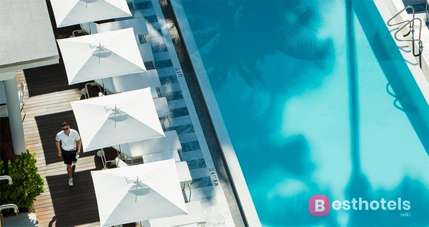 Изящный гостиничный комплекс в Майами - COMO Metropolitan