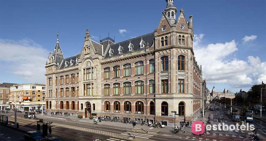 Бесподобное место в Амстердаме - Conservatorium