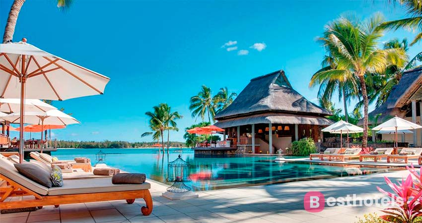 luxury hotel in Mauritius - Constance Prince