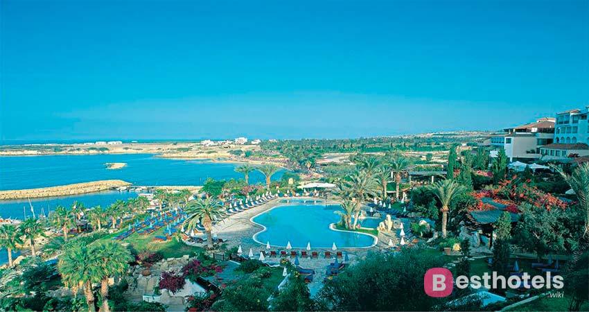 Лучшие места Кипра для отдыха с детьми - Coral Beach