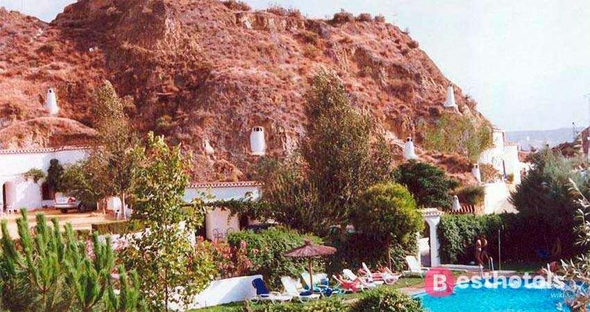 особенное место - Cuevas Pedro Antonio de Alarcon