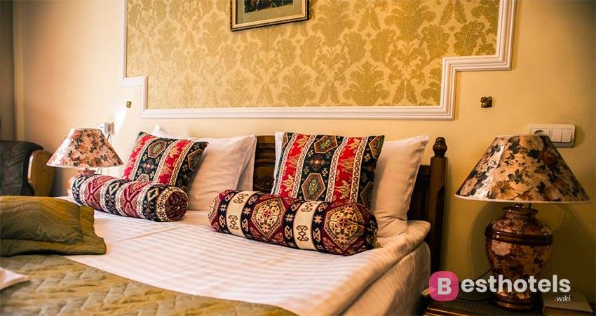 David Sultan - идеально расположенный отель в Тбилиси