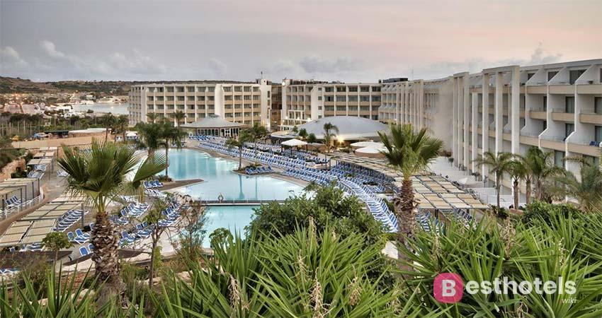exemplary hotel in Malta - db Seabank