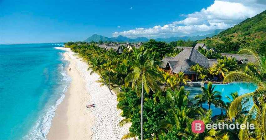 flawless hotel in Mauritius - Dinarobin