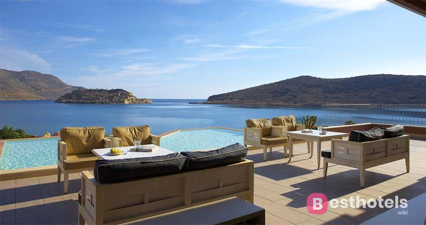 Crete hotels for families with children - Domes of Elounda