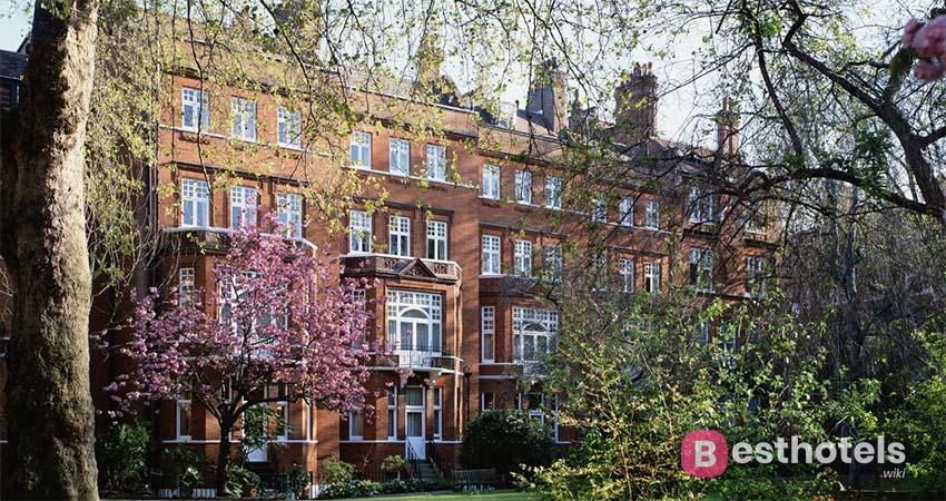 Элитарный комплекс в богатом районе Лондона - Draycott