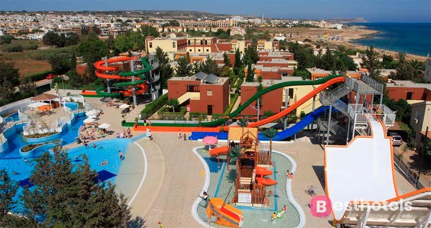 Курорты Кипра для отдыха с детьми - Electra Holiday Village