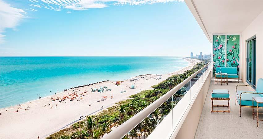элегантный отель в Майами - Faena