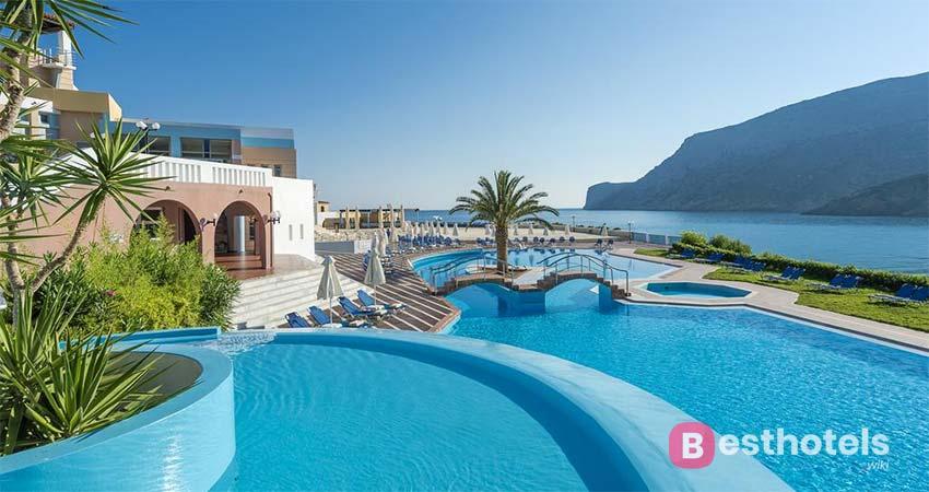 Crete hotel for families with children - Fodele Beach Water Park Resort
