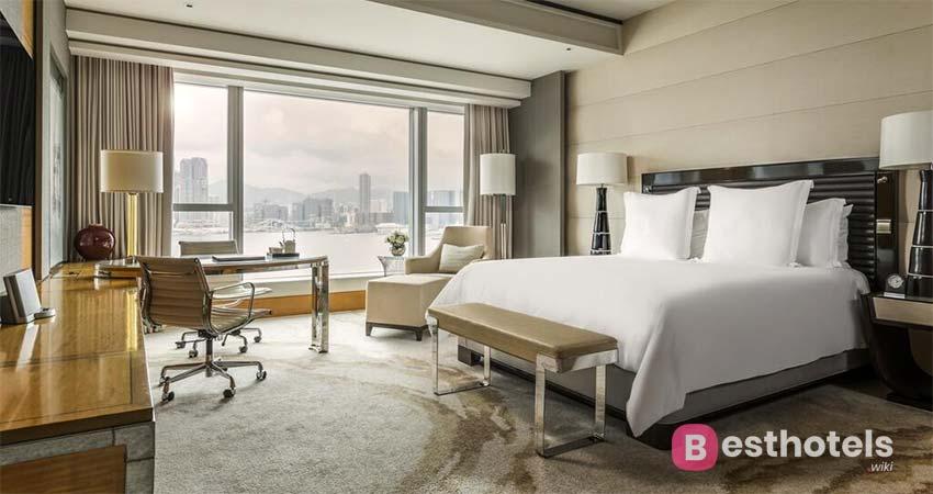 королевский отель в Гонконге - Four Seasons