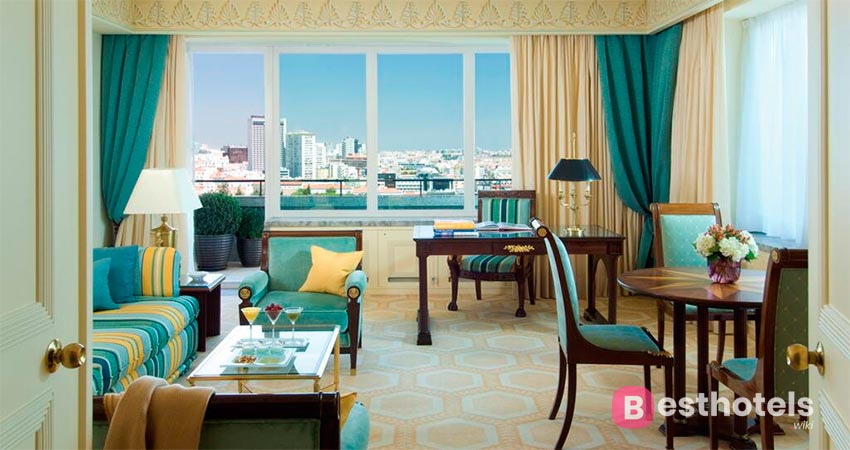 incomparable location in Lisbon - Four Seasons