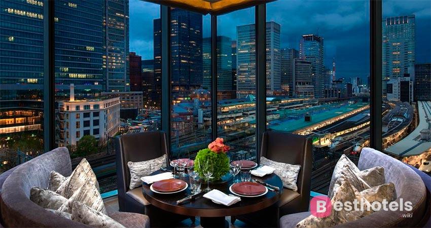 Luxury Hotel in Tokyo - Four Seasons at Marunouchi