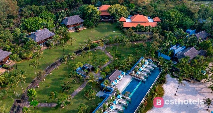 элитарный курорт на Лангкави - Four Seasons