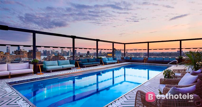 privileged club hotel in New York - Soho House