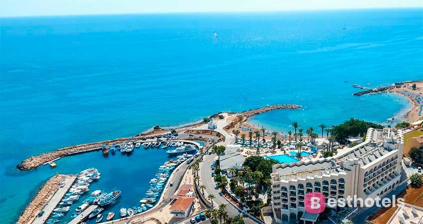 Гостиницы для отдыха семьей на Кипре - Golden Coast Beach