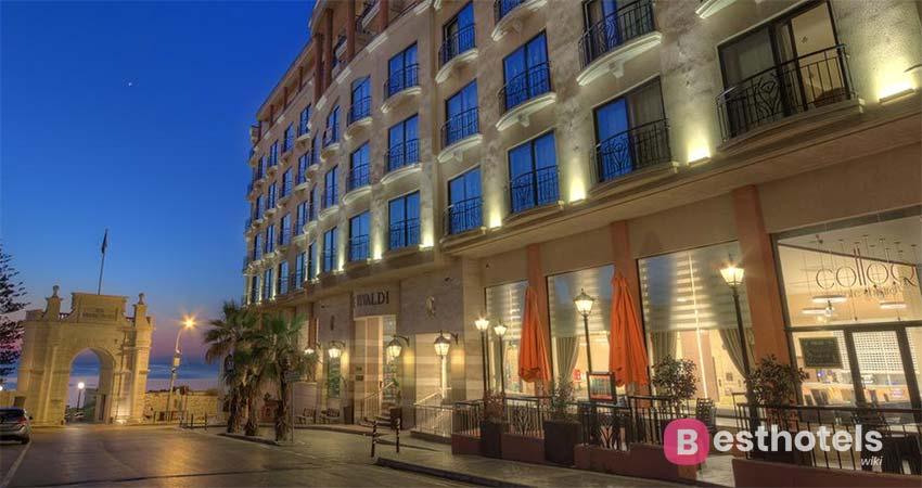 incomparable resort in Malta - Golden Tulip Vivaldi