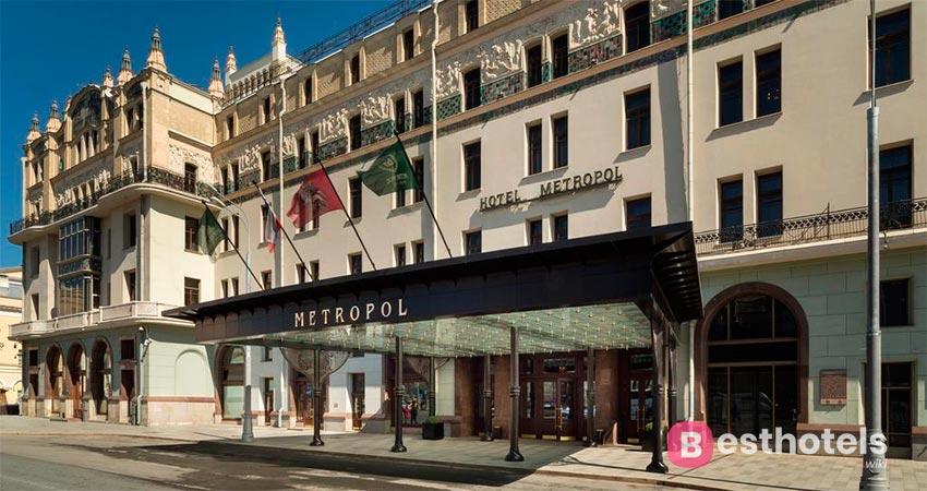 безукоризненная гостиница в Москве - Метрополь