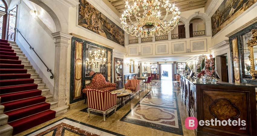 Живописная резиденция - Grand Hotel Dei Dogi, The Dedica Anthology