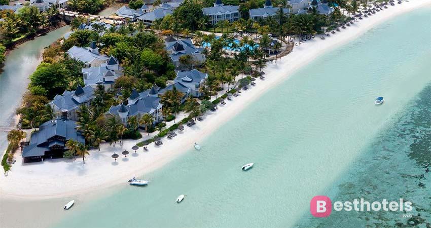 Impeccable hotel complex in Mauritius - Heritage Le Telfair