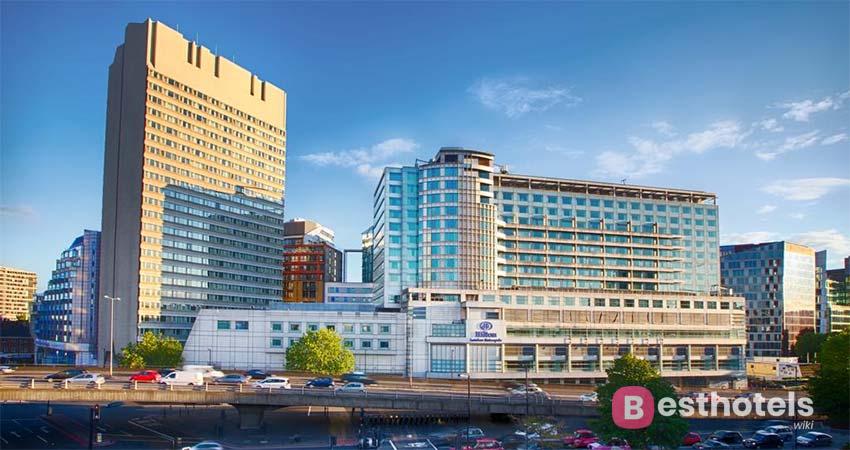 Бизнес-отель в Лондоне - Hilton Metropole