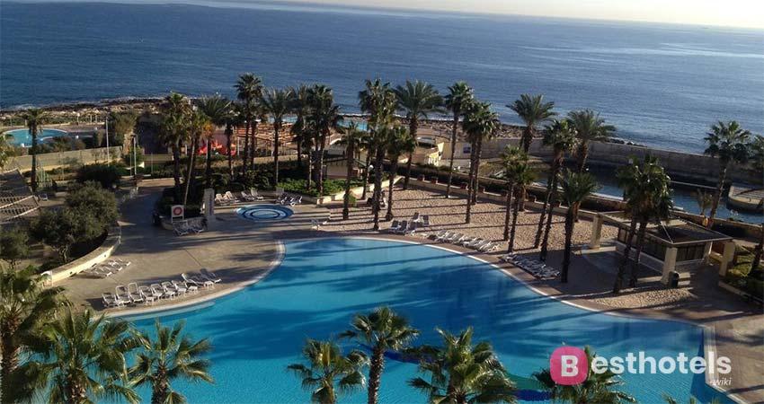 first class hotel in Malta - Hilton