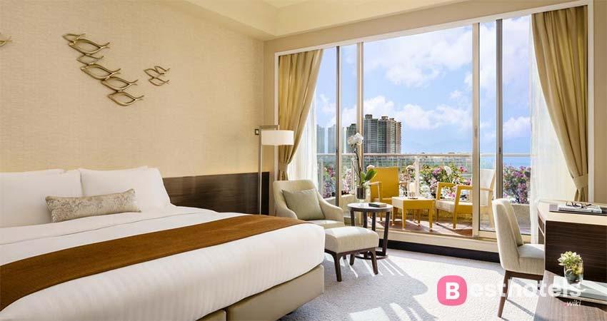Помпезное место в Гонконге - Gold Coast