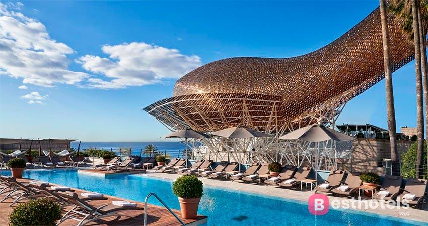 unparalleled seaside resort in Barcelona - Arts Barcelona