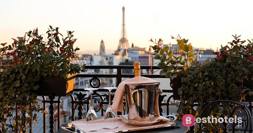 идеальное заведение в Париже - Balzac