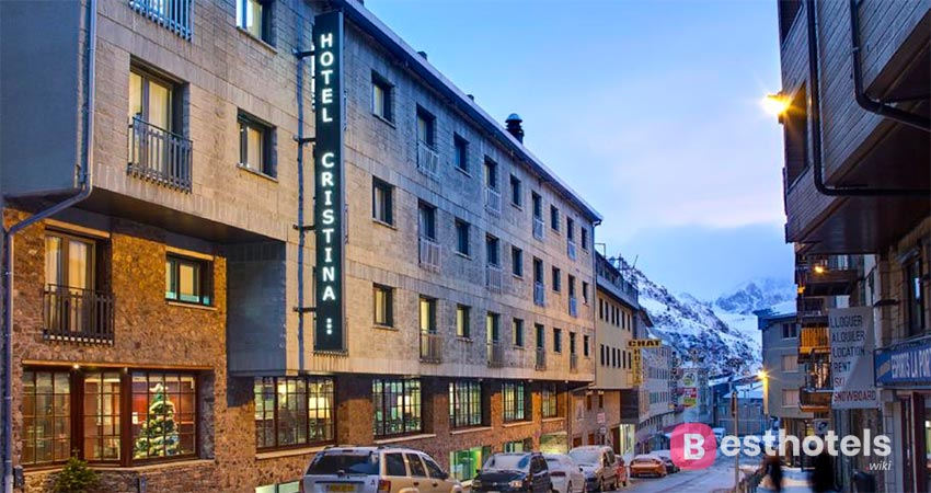 приемлемый отель в Андорре - Hotel Cristina