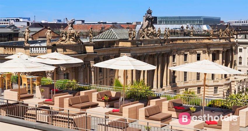 Престижное место в Берлине - De Rome