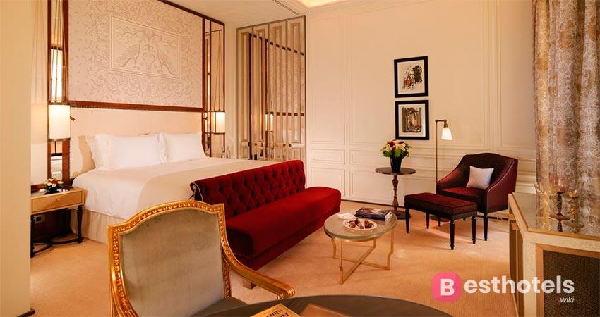 Люксовая гостиница в Риме - Hotel Eden