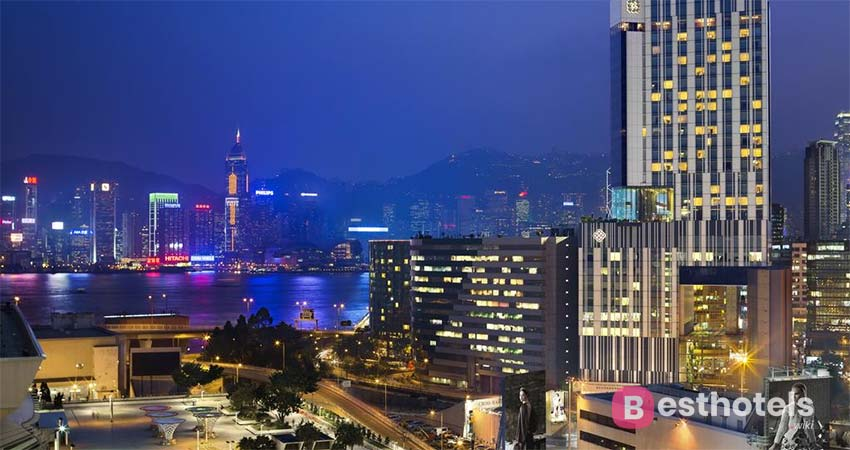 luxury hotel in Hong Kong - ICON