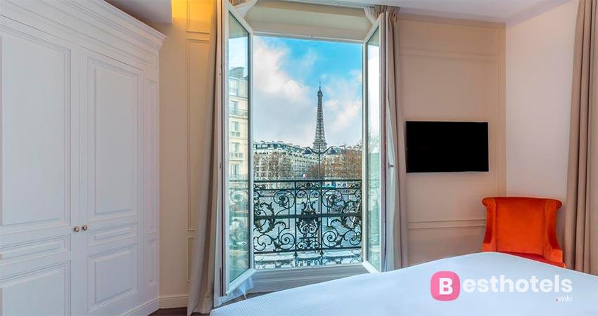 наилучшее место в Париже - La Comtesse