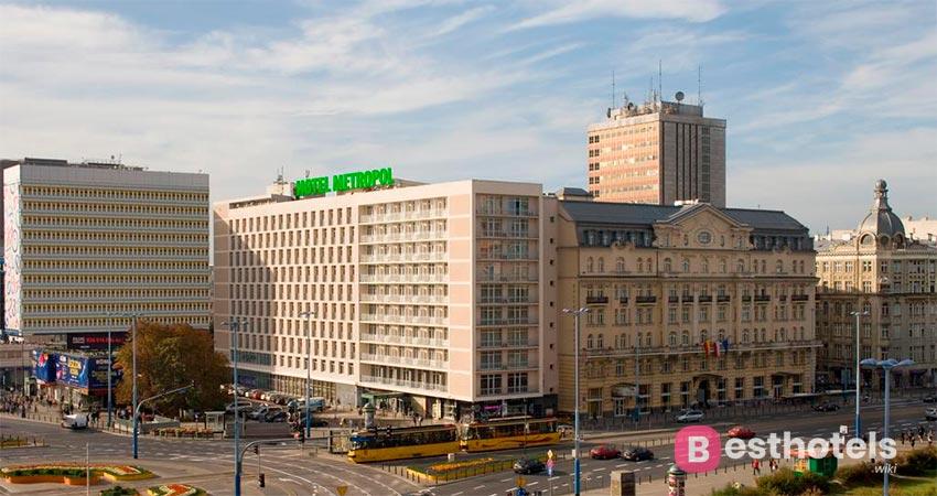 Оптимальный отель в Варшаве - Metropol