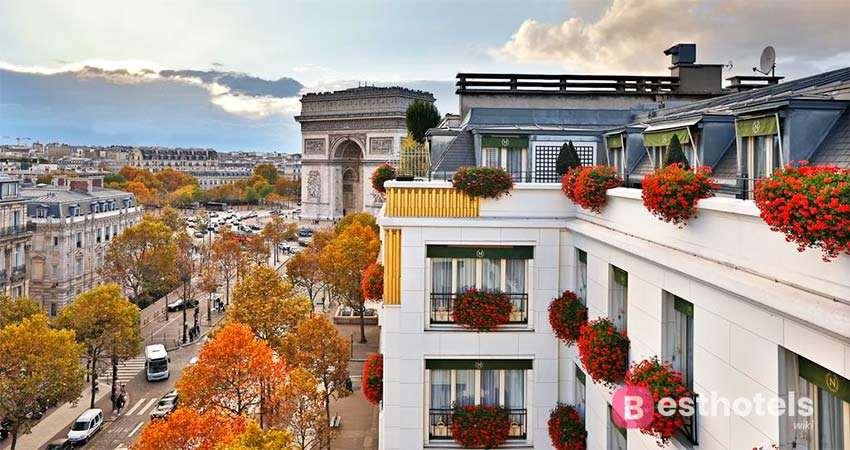 Hôtel Napoleon  - одно из самых лучших мест Парижа