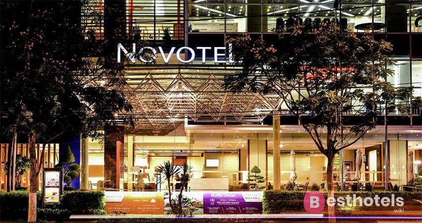 Novotel - курорт Нячанга для отдыха с детьми