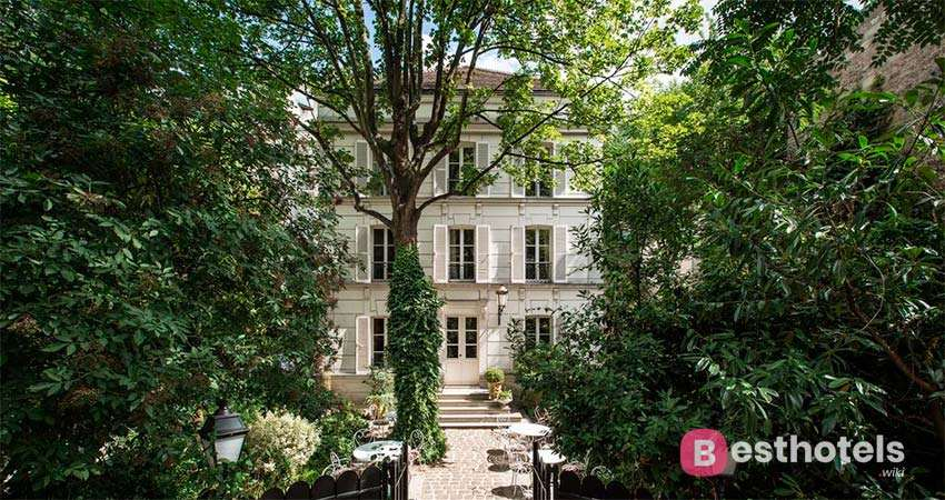 The best places in Paris - Hôtel Particulier Montmartre