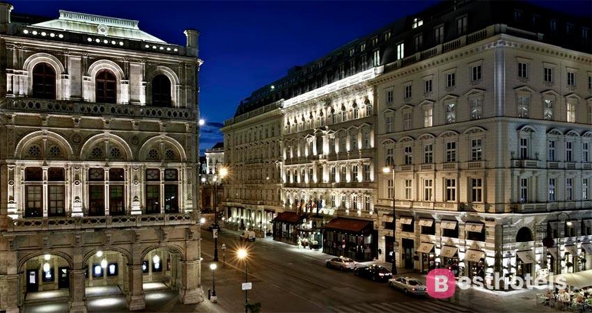 гостиница без изъяна в Вене - Sacher