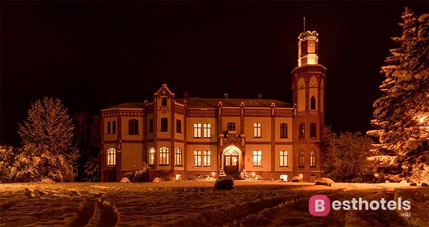Элегантный замок отель в Германии - Schloss Gamehl