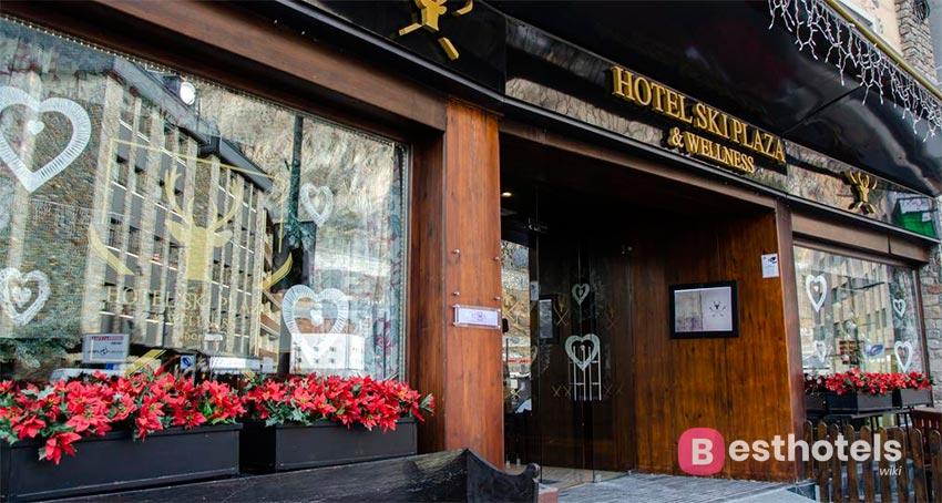 несравненная гостиница в Андорре - Ski Plaza