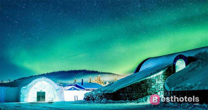 The most unusual hotel in Sweden - Icehotel