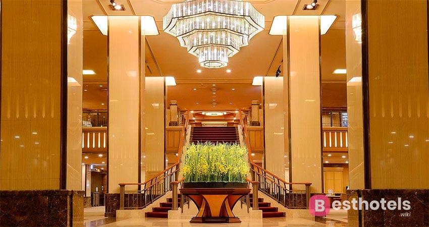 legendary hotel in Tokyo - Imperial