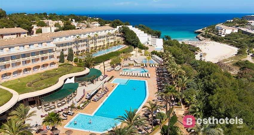 Los mejores lugares de Mallorca - Insotel Club Cala Mandia
