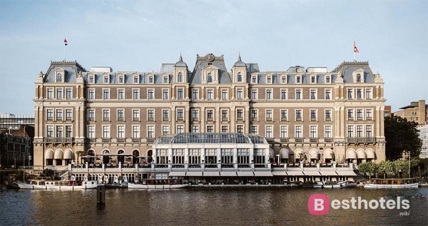 Элитное место в Амстердаме - InterContinental Amstel