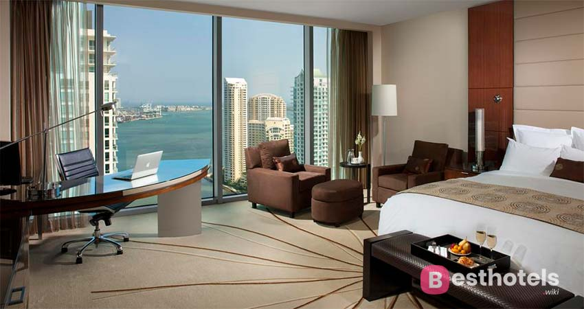 Бесподобный отель в Майами - JW Marriott Marquis