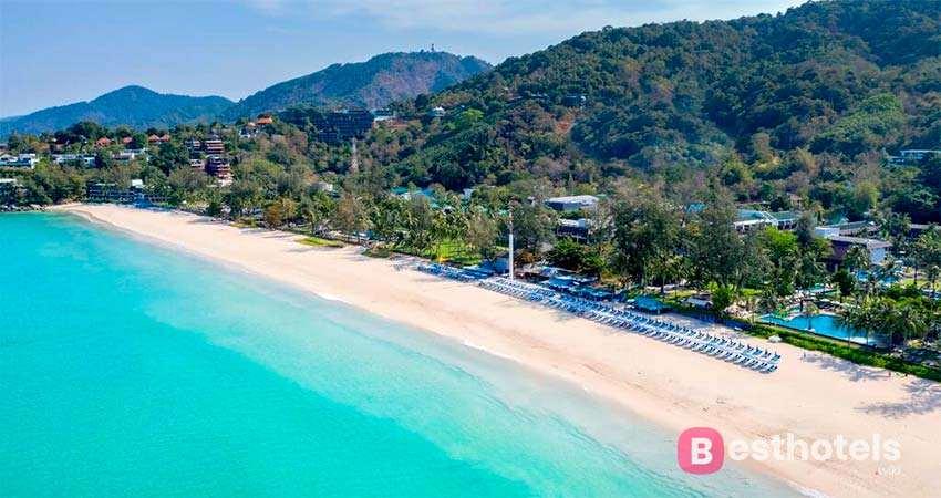 Курорт Katathani Phuket на пляже Kata Noi