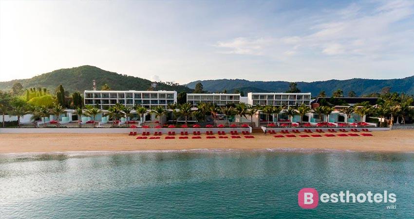 гостиничный комплекс The COAST Adults Only Resort and Spa - на первой линии моря Самуи