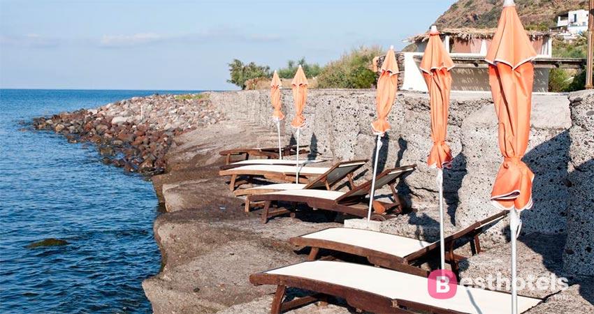 оптимальное место со своим пляжем - Borgo di Mare, Сицилия